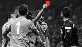 Dursun'dan Hakeme Kırmızı Kart