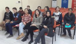Gençlere Diksiyon Eğitimi