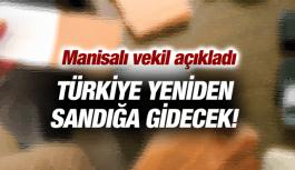 ÖZDAĞ'DAN SANDIK SİNYALİ