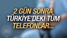 4,5G'YE 2 GÜN KALDI