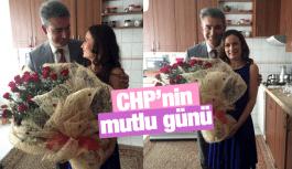 CHP'Lİ ULUDAĞ'IN MUTLU GÜNÜ