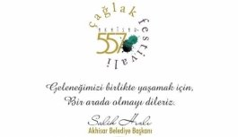 557 YILLIK FESTİVALDE KUTLAMALAR İPTAL