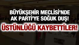 AK PARTİ TÜM ÜSTÜNLÜĞÜ KAYBETTİ!