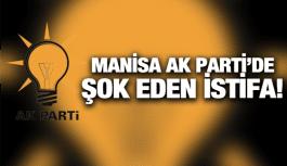 AK PARTİ'DE İSTİFA DEPREMİ