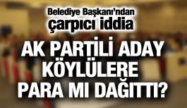 ALAŞEHİR BELEDİYE BAŞKANI'NDAN ÇARPICI İDDİA!