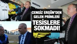 CENGİZ ERGÜN'DEN GELEN PRİMLERİ TESİSLERE SOKMADI!