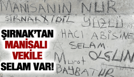 İDİL'DEN BAYBATUR'A SELAM VAR!