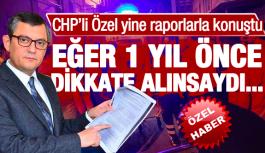CHP 1 YIL ÖNCE HAZIRLADIĞI RAPORDA IŞİD'İ ANLATMIŞTI!