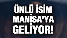 KERİMCAN DURMAZ MANİSA'YA GELİYOR