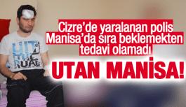 UTAN MANİSA!