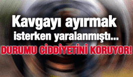 YARALI POLİSİN DURUMU CİDDİYETİNİ KORUYOR