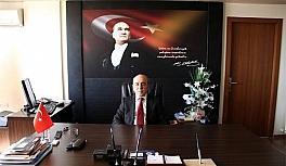 SALİHLİ'YE 5 BUÇUK AY SONRA KAYMAKAM...