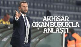 Akhisar Belediyespor Okan Buruk ile anlaştı