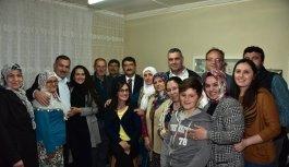 Başkan Çelik'ten Hamzabeyli'ye 'evet'...