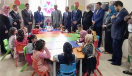 Manisa İl merkezinde ilk 4-6 yaş gurubu Kur'an Kursu açıldı!