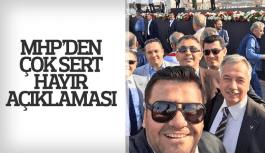 Manisa MHP'den hayır açıklaması