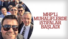 Tamer Akkal MHP'den istifa etti