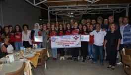 Soma Zafer Spor Avrupa'da yılın kadın futbol takımı seçildi
