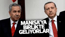Cumhurbaşkanı Erdoğan'ın Manisa programına Bülent Arınç da katılacak