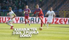 Akhisar 3 puanı 3 golle aldı