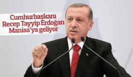 Cumhurbaşkanı Başkanı Erdoğan 4 Mart'ta Manisa'da