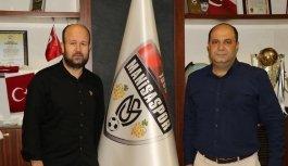 G. Manisaspor'da teknik direktör Erkan...