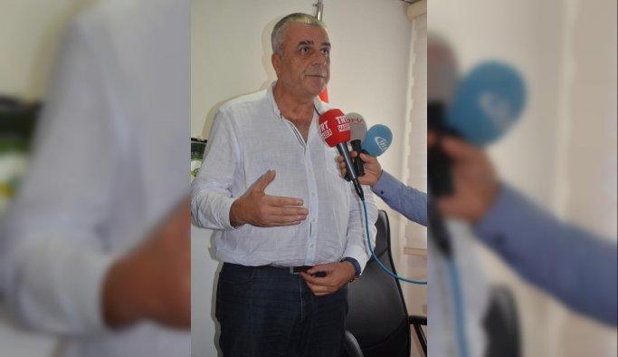 """Akhisarspor Başkanı Eryüksel: """"Rodallega ile ilgilenmiyoruz"""""""