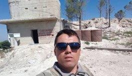 Afrin'den Başkan Yaralı'ya selam