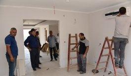 Mesir Tabiat Parkı 2. etabında çalışmalar...