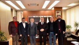 Başkan Çerçi'den Manisa TSO'ya ziyaret