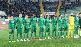 Ziraat Türkiye Kupası: Akhisarspor: 1 - Kasımpaşa: 0 (İlk yarı)