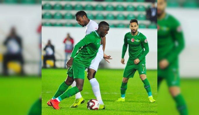 Ziraat Türkiye Kupası: Akhisarspor: 3 - Kasımpaşa: 1 (Maç sonucu)