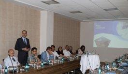 PTT'nin yenilenen hizmetleri Manisa TSO'da anlatıldı