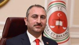 Adalet Bakanı Gül, Manisa'ya geliyor