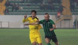 Akhisar'da gol yağmuru