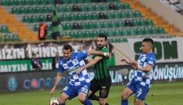 TFF 1. Lig: Akhisarspor: 0 - BB Erzurumspor: 0