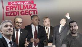 ERYILMAZ EZDİ, GEÇTİ!