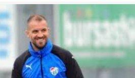 Bursaspor Teknik Direktörü Mustafa Er'den Açıklama