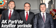 AK PARTİ SOMA İLÇE BAŞKANI ŞEREF KAVRUK