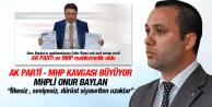 AK PARTİ VE MHP'NİN ÇÖP KAVGASI BÜYÜYOR