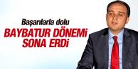 AK PARTİ'DE MURAT BAYBATUR DÖNEMİ SONA ERDİ