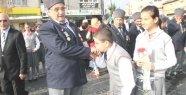 Akhisar'da Gaziler Günü Kutlandı