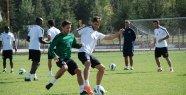 Akigo'nun Beşiktaş mesaisi başladı
