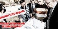 BEDESTEN MEYDANI'NDA ÇALIŞMALAR HIZLANDI