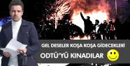 CBÜ ÖĞRENCİLERİ ODTÜ'YÜ KINADI