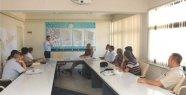 Cengiz Ergün Mahalle Muhtarlarıyla Toplantı Düzenledi
