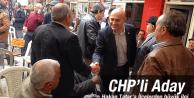 CHP'Lİ HAKAN TATAR'A İLÇELERDEN BÜYÜK İLGİ