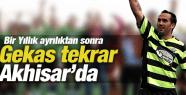 GEKAS AKHİSAR BELEDİYESPOR'DA