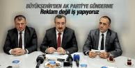 """HALİL MEMİŞ """"REKLAM DEĞİL İŞ YAPIYORUZ"""""""