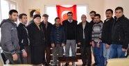 HOROZKÖYSPOR'A CHP MORALİ